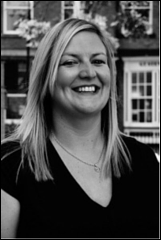 Rebecca Wood, Personal injury solicitor smiling