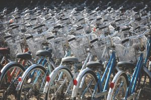 Pictures of bicycles