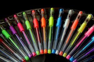 Gloitter Pen